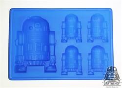 Форма для льда R2D2 - фото 4219