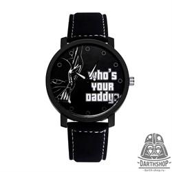 Часы наручные Дарт Вейдер - фото 4250