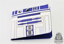 Бумажник/портмоне R2-D2 - фото 4395