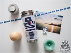 031-010-05-2 - Термокружка металл R2-D2