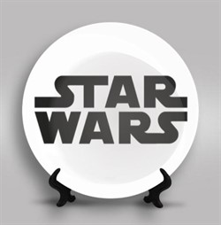 Тарелка STAR WARS - фото 4546