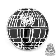 016-017-04-1 - Значок (брошь) Звезда Смерти (darth-shop.ru) 1