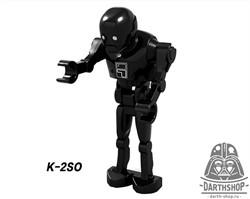 Фигурка Лего K2SO - фото 4393