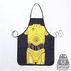 Кухонный фартук C-3PO - фото 4464