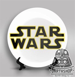 Тарелка STAR WARS - фото 4548