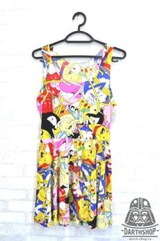 Платье Время Приключений - фото 4557
