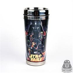 Термокружка металл STAR WARS 031-009-04-2