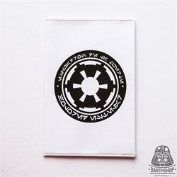 051-007-05-1 - Обложка для паспорта с водоотталкивающим покрытием Империя