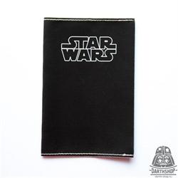 051-009-04-1 - Обложка для паспорта с водоотталкивающим покрытием STAR WARS