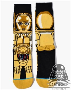 Носки C-3PO - фото 4955