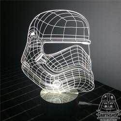 Светильник 3D Штурмовик (300-002-00-3)