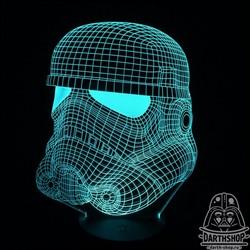 Светильник с эффектом 3D Штурмовик (300-002-00-2)