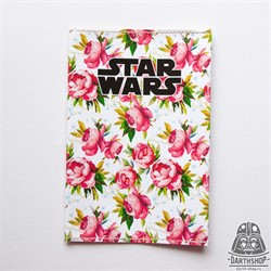 Обложка для паспорта STAR WARS - фото 5014