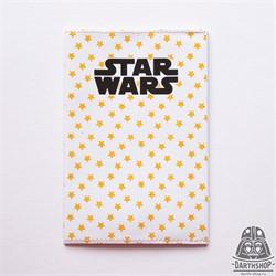 051-009-05-1 - Обложка для паспорта с водоотталкивающим покрытием STAR WARS