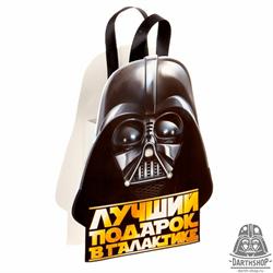 204-000-04-1 Подарочный пакет Дарт Вейдер (Лучший подарок в галактике)