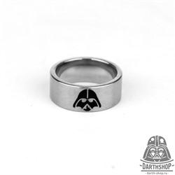 Кольцо с гравировкой Дарт Вейдер (004-001-01-1)
