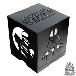 301-009-04-1 Светильник-куб STAR WARS