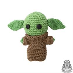 Мягкая игрушка Малыш Йода (900-037-07-1)
