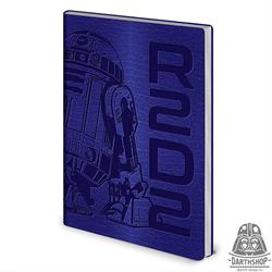 Записная книжка R2-D2 (065-010-09-1)
