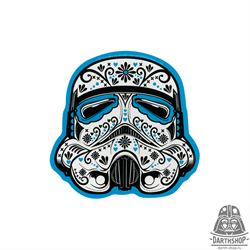 Акриловый значок Stormtrooper (813-002-15-1)