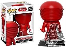 РОР! Воbblе: Star Wars: ЕВ ТLJ: Praetorian Guard  (Ехс) / Фигурка Фанко ПОПО! Башкотряс : Звездные Войны - Элитный Преторианский страж (Эксклюзив) - фото 5833