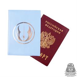 Обложка на паспорт Jedi (052-015-15-1)