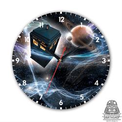 Настенные часы Tardis (703-102-20-1)