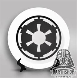 Тарелка Галактическая Империя (033-007-04-1)