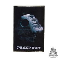 Обложка для паспорта Death star (051-017-04-1)