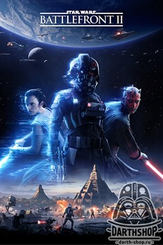 Постер Battlefront2 (Обложка Игры) - фото 6106