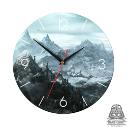 Настенные часы TES V: Skyrim