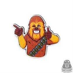 Деревянный значок Chewie (815-023-10-1)