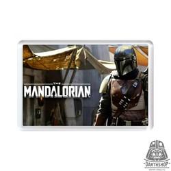 Магнит по сериалу The Mandalorian (401-036-20-6)