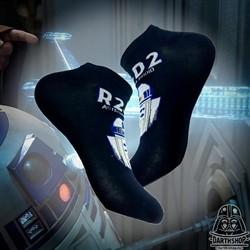 Носочки R2-D2 (Месть ситхов)