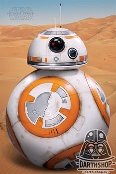 Постер BB-8 (Эпизод 7) - фото 6705