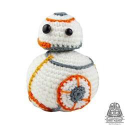 Мягкая игрушка BB-8 (900-011-12-1)