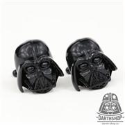 Запонки Black Vader (007-001-04-2)