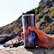 Термокружка металл + пластик Пробуждение Силы