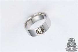 Кольцо с гравировкой Орден Джедаев (004-015-01-1)