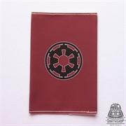 051-007-11-1 - Обложка для паспорта с водоотталкивающим покрытием Империя