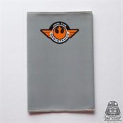 051-033-06-1 - Обложка для паспорта с водоотталкивающим покрытием Сопротивление