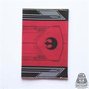 051-008-11-1 - Обложка для паспорта с водоотталкивающим покрытием Повстанцы