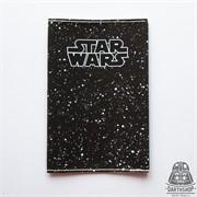 051-009-04-3 Обложка для паспорта с водоотталкивающим покрытием STAR WARS