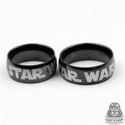 Кольцо с гравировкой STAR WARS (004-009-04-1)