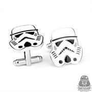 Запонки Stormtrooper (007-002-05-1)