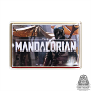 Магнит The Mandalorian TV series (401-036-20-3)