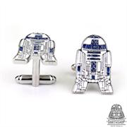 Запонки R2-D2 (007-010-01-1)