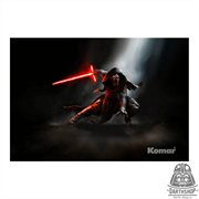 Фотообои STAR WARS Kylo Ren