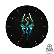 Настенные часы Скайрим