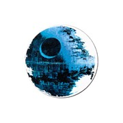Деревянный значок Звезда Смерти (815-017-09-1)
